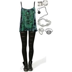 """""""Untitled #1090"""" by bvb3666 on Polyvore"""
