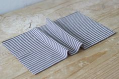 Oyster/Taupe Stripe Rayon Blend Knit