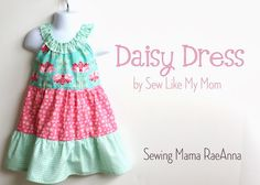 Daisy Dress by Sew Like My Mom
