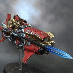 49 Ideas dark art angels ravens for 2019 Warhammer 40k Blood Angels, Warhammer Figures, Warhammer Models, Warhammer 40k Miniatures, Warhammer 40000, Space Marine, Legio Custodes, Grey Knights, Dark Eldar