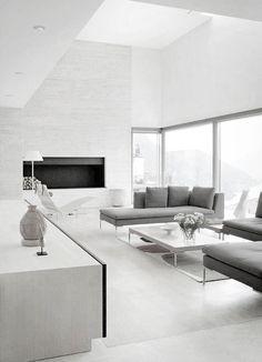 #modern #livingroom #design///////Dedicated to deliver superior interior acoustic experince.  www.bedreakustik.dk/home