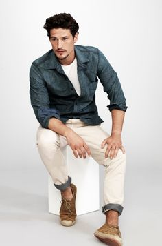 7 For All Mankind SS 2012 Lookbook