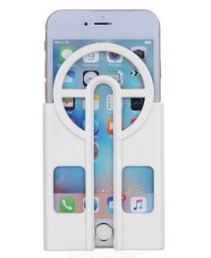 Pokemon Aiming Catch them all cover for iPhone 6 (S) - White