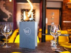 Welcome to The Yard Chester - our popular Italian restaurant based in the Chester. We serve beautiful food alongside amazing cocktails and delicious wines.