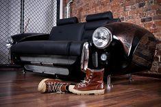 Retro Auto Möbel Designs - Spirit of 427 von LA Design Studio - #Möbel