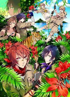 ST★RISH in the Jungle!!