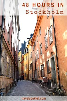 48 hours in Stockholm, Sweden | Travel Cook Tell