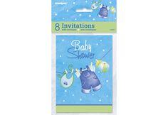 "INVITATION ""IT'S A BOY"" (8)"