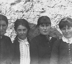 The O'Halloran sisters