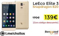 LeEco Eilte 3 Snapdragon 820 disponible por 139 - http://ift.tt/2xbApcq