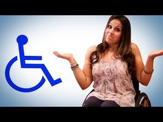 What It's Like To Be A Woman In A Wheelchair - YouTube