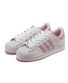 f71a5c183d8ee6 New Arrival Adidas Superstar Womens Pink Cheap Sale T-1339 Adidas  Superestar