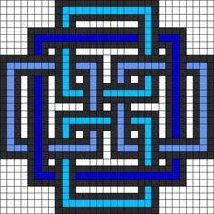 Perler Bead Pattern