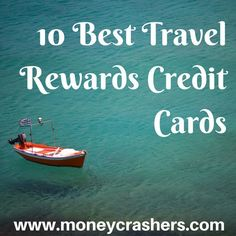 Looking to get the most out of your credit card? Consider these excellent travel rewards cards, which provide perks & benefits to frequent travelers. Best Travel Credit Cards, Rewards Credit Cards, Travel Advice, Travel Tips, Travel Hacks, Budget Travel, Travel Destinations, Travel Ideas, Cheap Travel