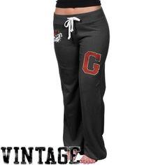 Georgia+Bulldogs+Womens+Relaxed+Sweatpants+-+Black