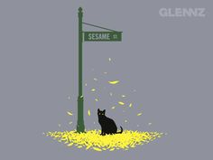 The danger was always there, at night the street becomes alive with strays on the prowl for food. It was just a matter of time til a cat got lucky