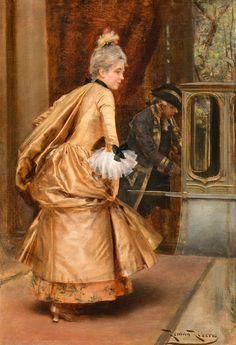 ROMAN RIBERA CIRERA (SPANISH, 1849-1935)