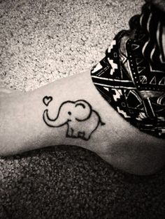 Elephant Tattoo Desi