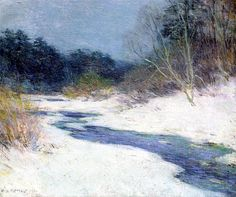 Google Image Result for http://uploads8.wikipaintings.org/images/willard-metcalf/thawing-brook.jpg