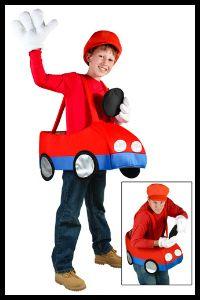 How-to Create a Mario Kart costume #Halloween #Guide