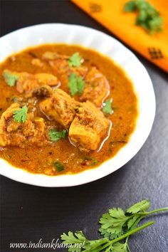 Andhra Style chicken curry flavorful chicken curry but it's very simple and taste is more like natu kodi kura ie village style chicken curr