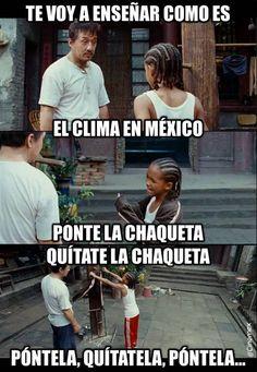 #clima