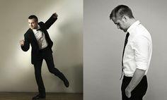 Wonderfully Refreshing Celebrity Portraits: #RyanGosling (shot by LA-based photographer, Brian Bowen Smith.) #MyModernMetropolis