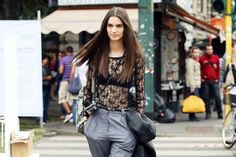 Fashion Week Street Style from Around the World