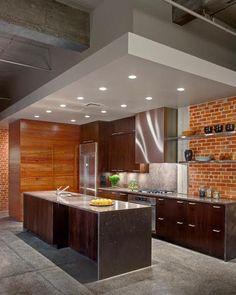 modern-kitchens-interior-bric-wall-design-4.jpg (520×650)