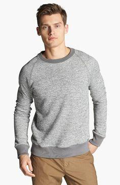 Theory 'Baleen Veton' Sweatshirt available at #Nordstrom