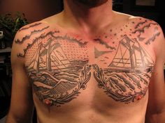 Duke Riley, East River Tattoo