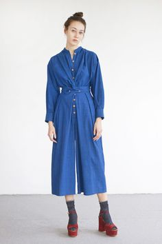 Well, lovely Claire Pignot has done it again for her Heinui Autumn/Winter 2015 collection made in Spain. So many beautiful pieces that make us girls excited to get dressed in the morning. I love th…