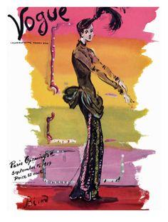 Vogue Cover - September 1939