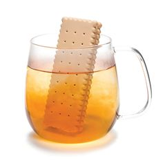 Zaparzacz do herbaty w kształcie herbatnika   MONKEY BUSINESS