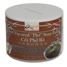"Quoc Viet Foods Beef Flavored """"Pho"""" Soup Base, 10 oz"