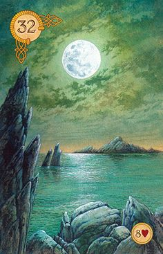 Celtic Lenormand-If you love Tarot, visit me at www.WhiteRabbitTarot.com