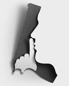 Объемные иллюстрации Эйко Ойала - Все интересное в искусстве и не только.