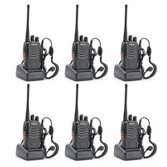 BaoFeng BF-888S Two Way Radio (Pack of 6) -- You can find more details by visiting the image link.