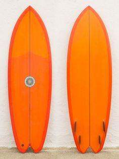 5'8 Tyler Warren TC / Burnt Orange