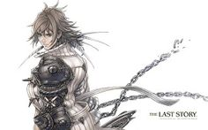 The Last Story- Zael the main character who has been granted a mysterious power known as a Gathering, this allows him to attract the attention of the enemy towards him.