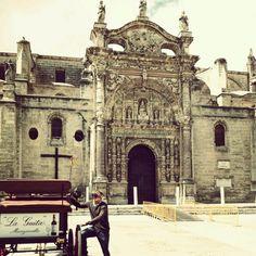 Iglesia mayor de El Puerto de Santa Maria-Cadiz, #tourism #c�diz, http://tripcaddy.es/es/turismo/listado-turismo?zona=costa-de-la-luz