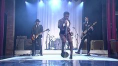 Vintage Trouble - Late Show with David Letterman performance (+playlist)