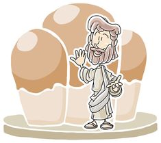This free Bible lesson is based on John 6:24-35when Jesus shares with His followers about the true bread of life. It is designed for children's church or Sunday School. Please modify as best fits …