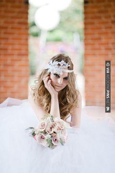 dramatic bridal looks | CHECK OUT MORE IDEAS AT WEDDINGPINS.NET | #weddingfashion
