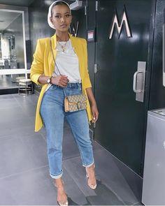Black Girl Fashion, Cute Fashion, Look Fashion, Fashion Outfits, Womens Fashion, Parisian Fashion, Fashion Hub, Bohemian Fashion, Anime Outfits