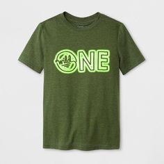 Find product information, ratings and reviews for Boys' Short Sleeve T-Shirt - Cat & Jack™ Green online on Target.com.