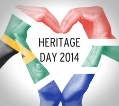 Heritage day South Africa 2014