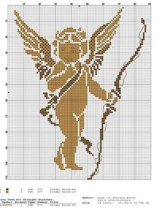 for mom. Cross Stitch Fairy, Cross Stitch Angels, Cross Stitch Love, Beaded Cross Stitch, Embroidery Thread, Embroidery Applique, Cross Stitch Embroidery, Cross Stitch Patterns, Ganchillo