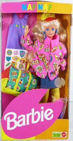 Afbeeldingsresultaat voor barbie 80's