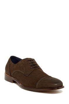 Revieww Cap Toe Derby by Steve Madden on @nordstrom_rack